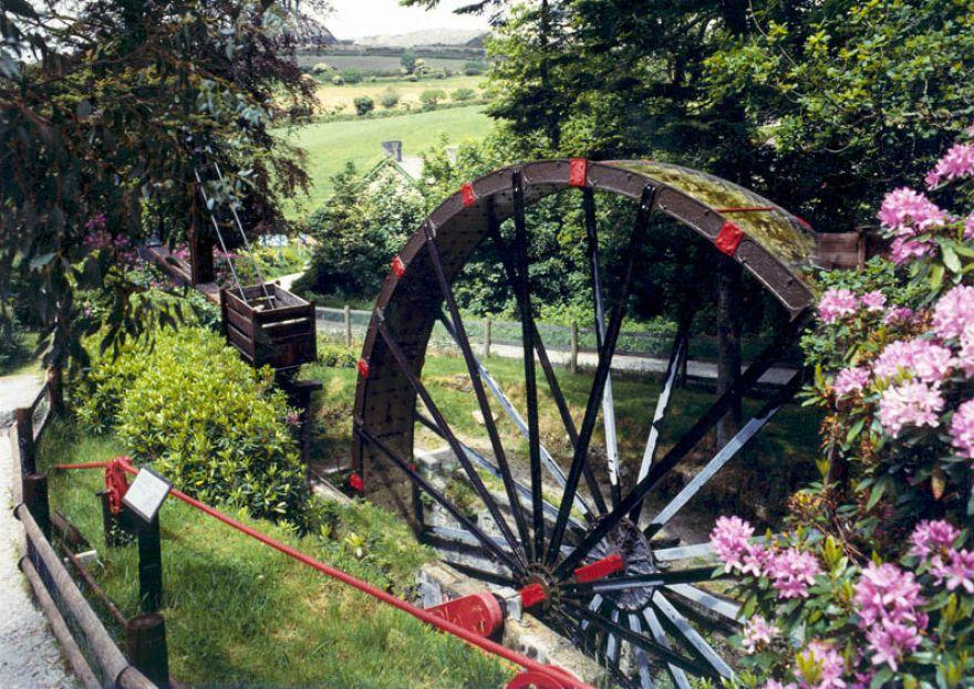 Wheal Martyn wheel