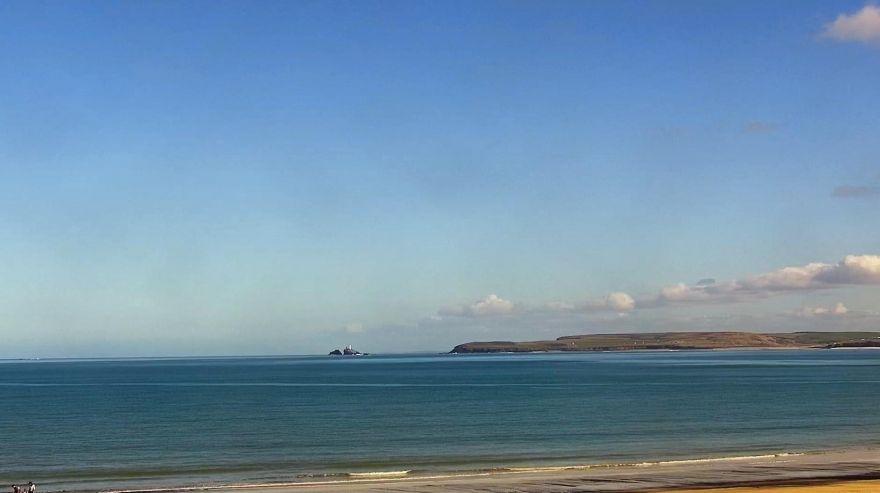 Carbis Bay Hotel webcam view