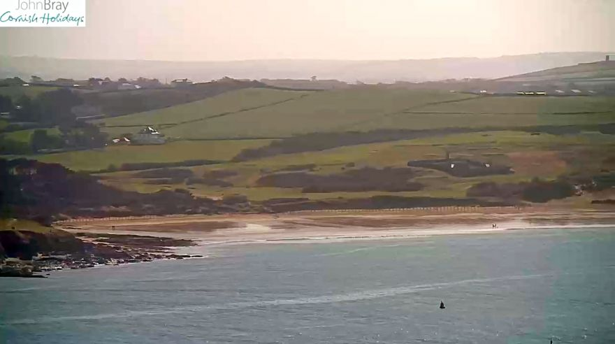 Daymer Bay webcam