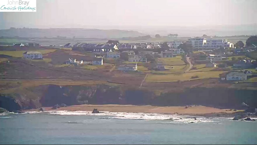 Greenaway Beach webcam