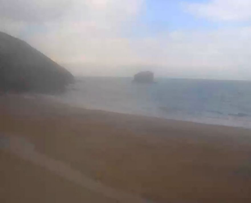 Portreath Beach surfcam