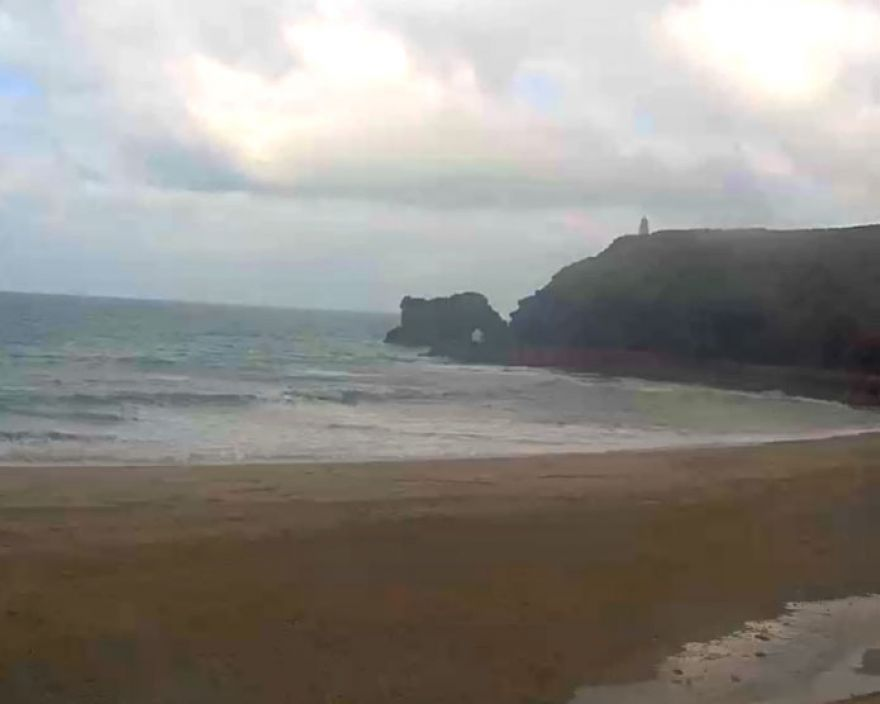 Portreath Beach webcam