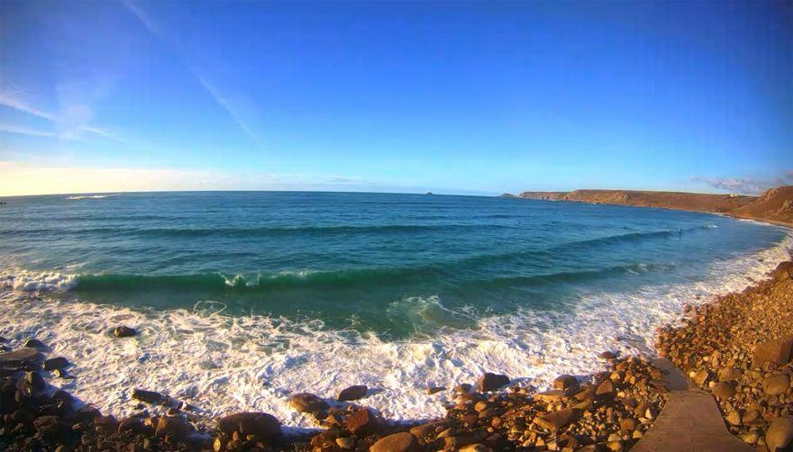 Sennen Beach webcam