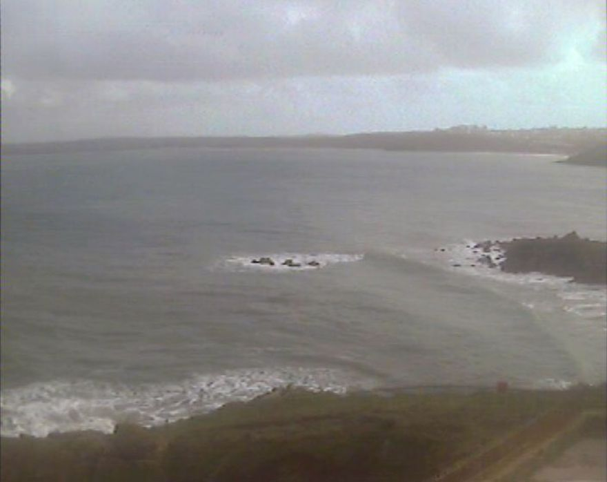 St Ives Coastguard lookout webcam