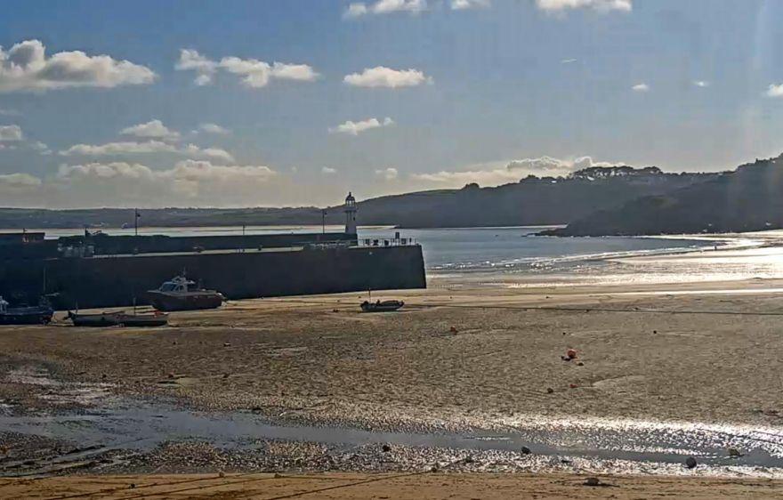 St Ives Harbour webcam