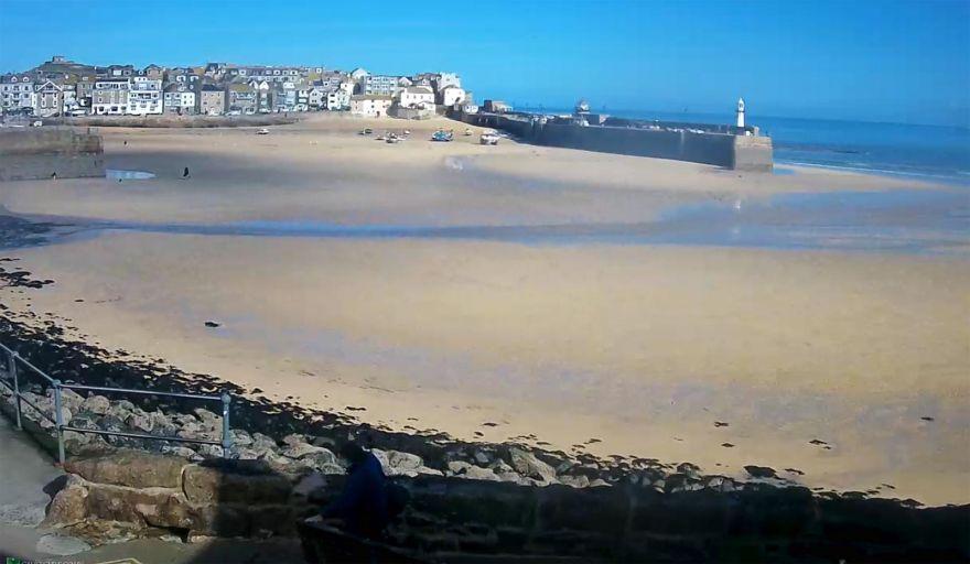 Lambeth Walk webcam - St Ives