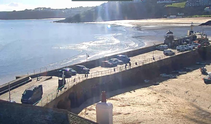 St Ives webcam