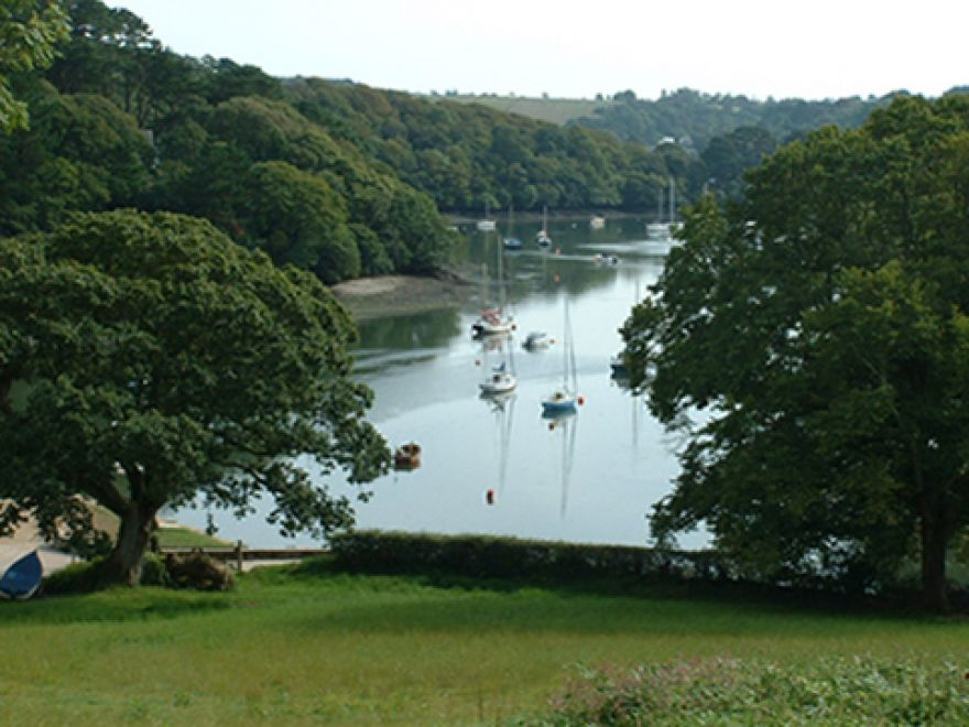 Another View of the Helford River