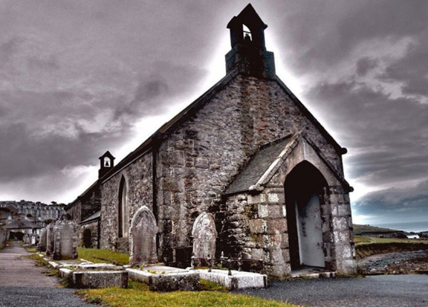 Barnoon chapel