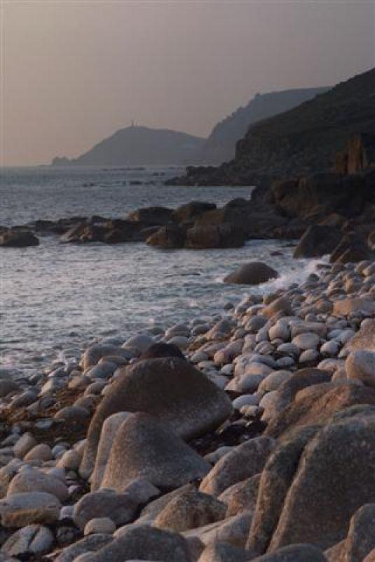 Cape Cornwall from Nanjulian