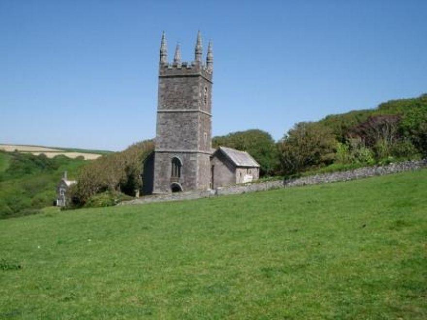 Morwenstow Church