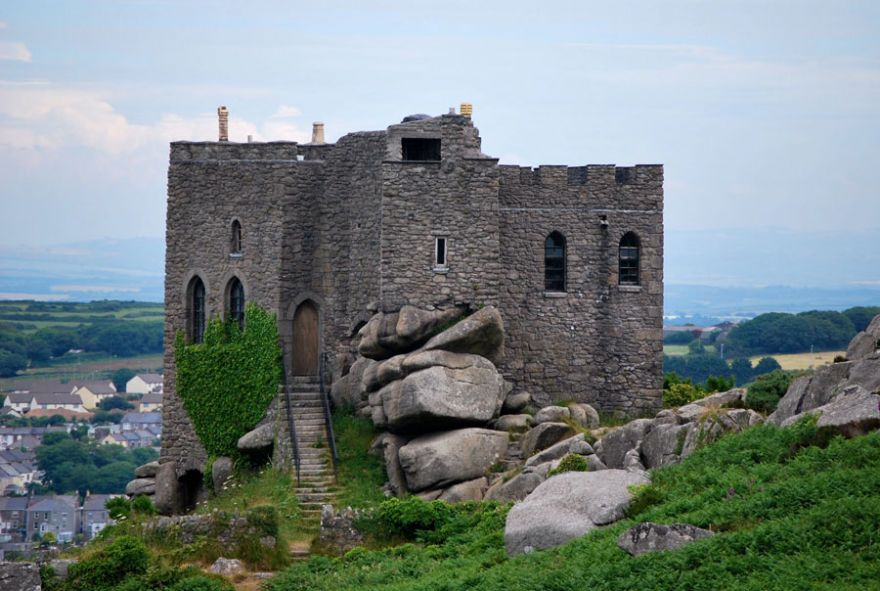 Castle at Carn Brea