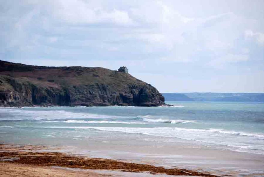 Rinsey Head from Praa Sands