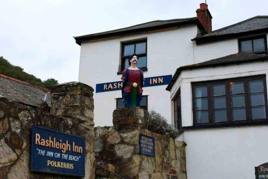 Rashleigh Inn at Polkerris
