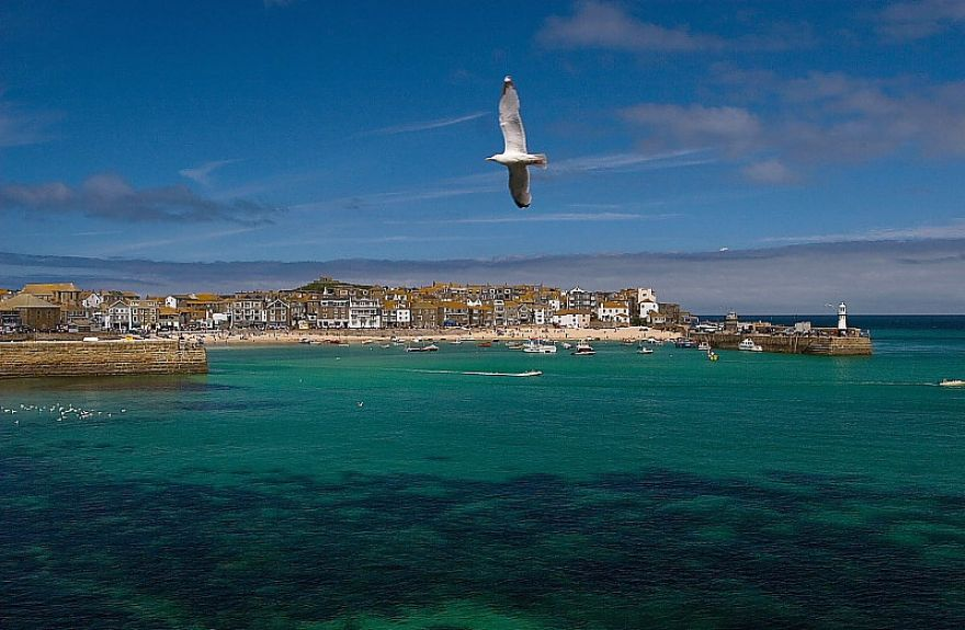 St Ives flight