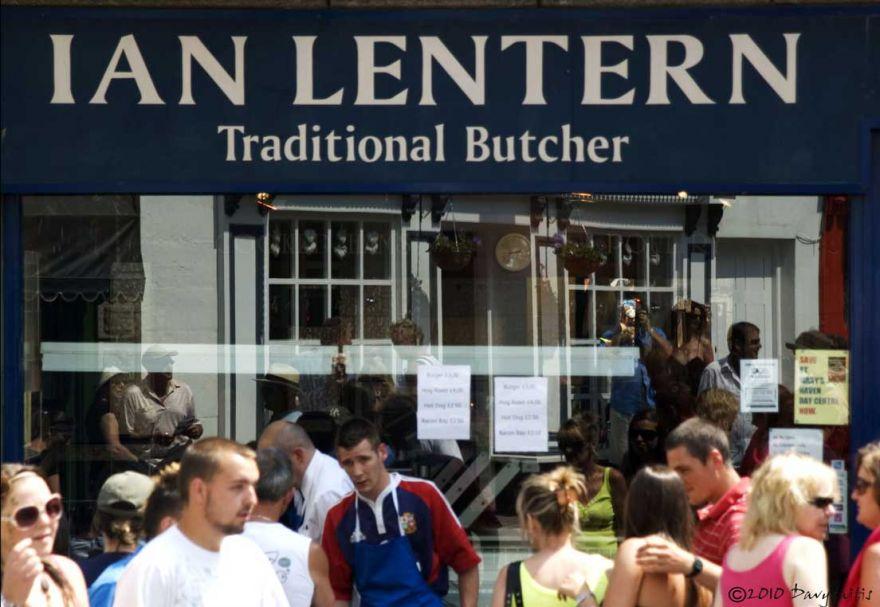 Ian Lentern