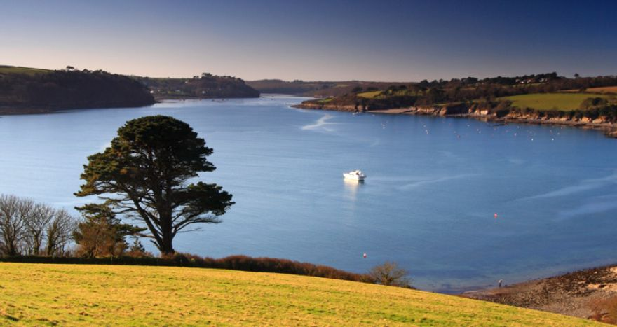 The Helford River
