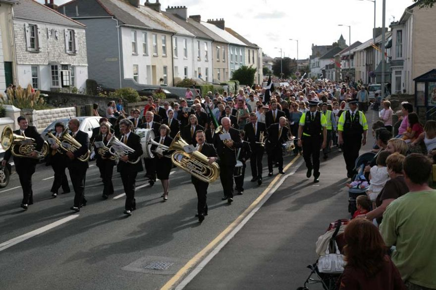 Brass Band - Hayle Hospital March