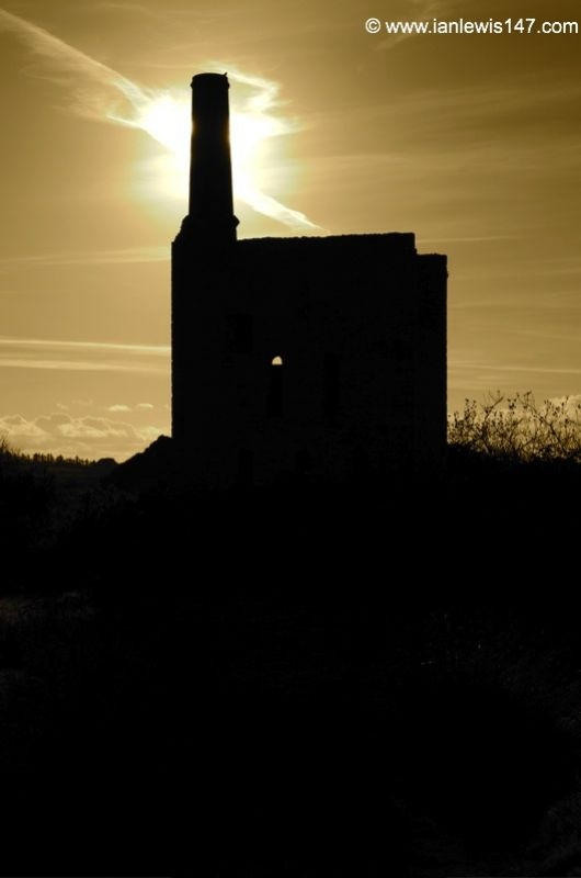 Wheal Frances, The Great Flat Lode