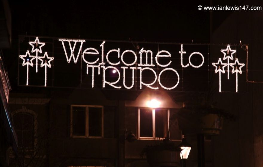 Xmas Lights - Truro City