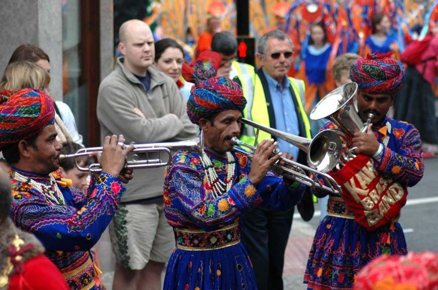 The Jaipur Kawa Brass Band - Mazey Day