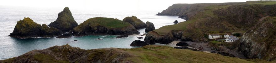 Kynance Cove Panorama