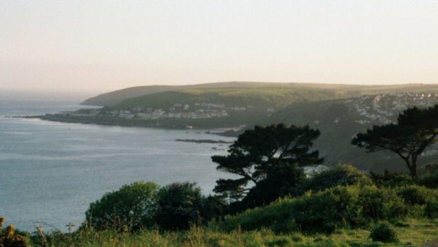 Looe Coastline