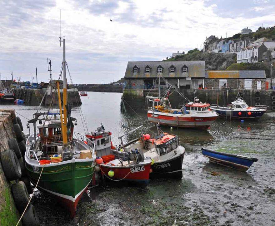 Mevagissey Quay