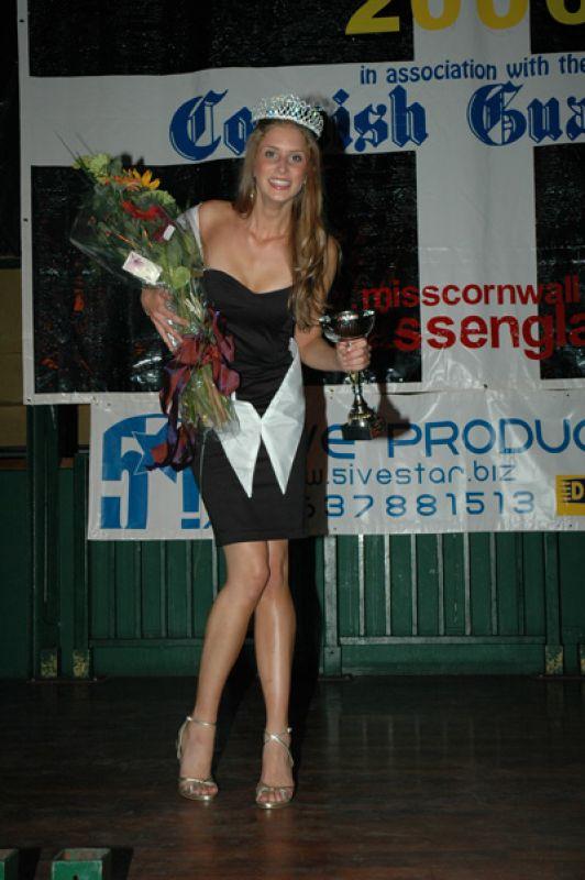 Miss Cornwall 2006 Winner