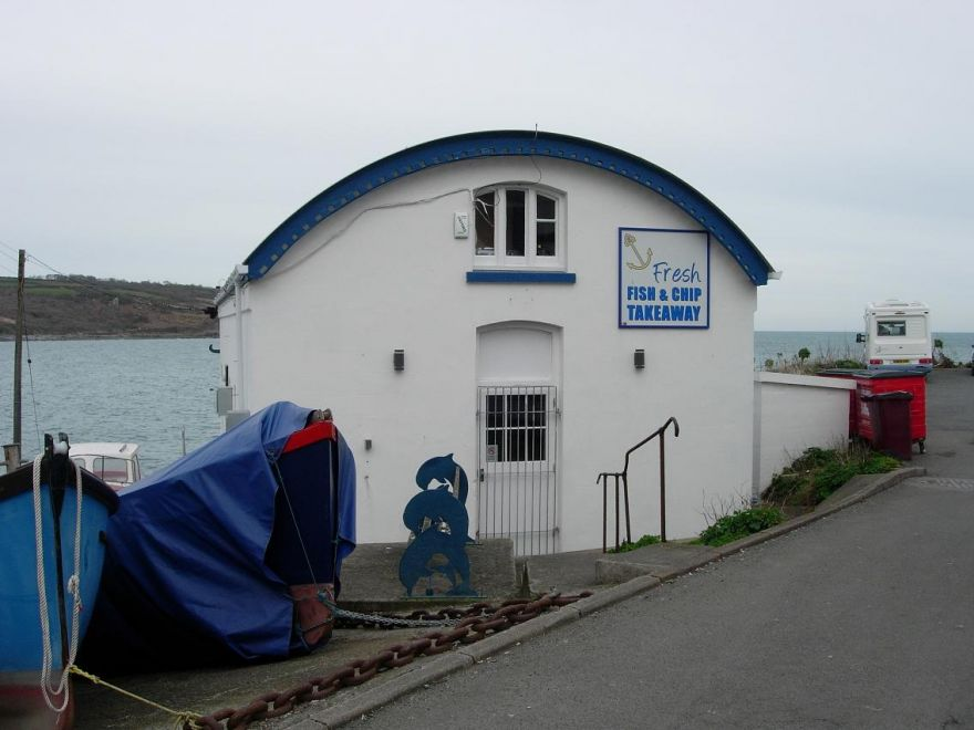 Fish & Chip Shop