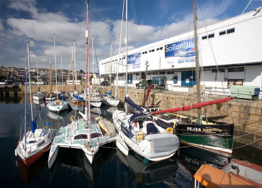 Penzance Inner Harbour