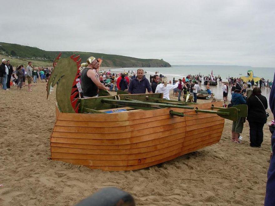 Viking Raft