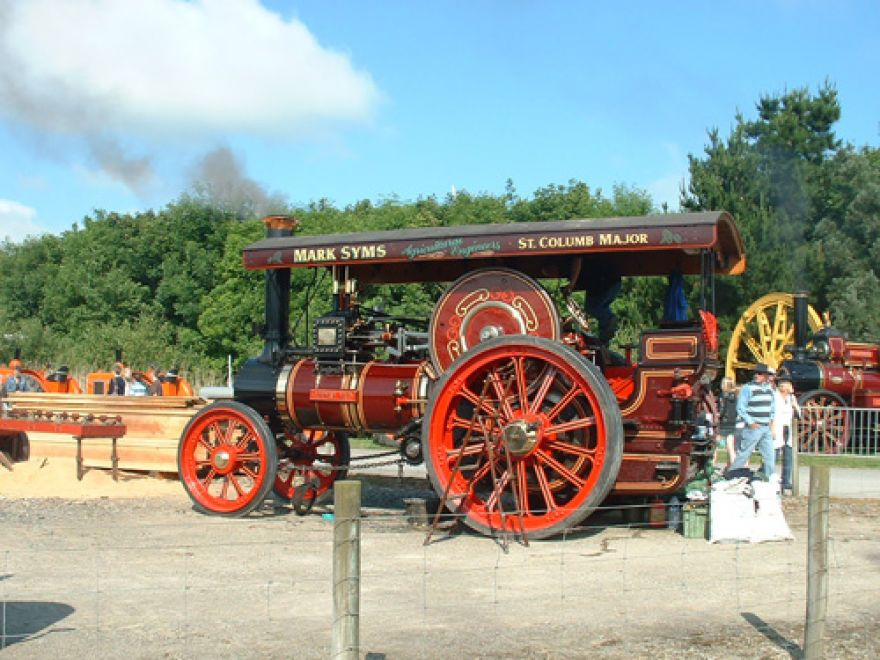 Royal Cornwall Show 2008