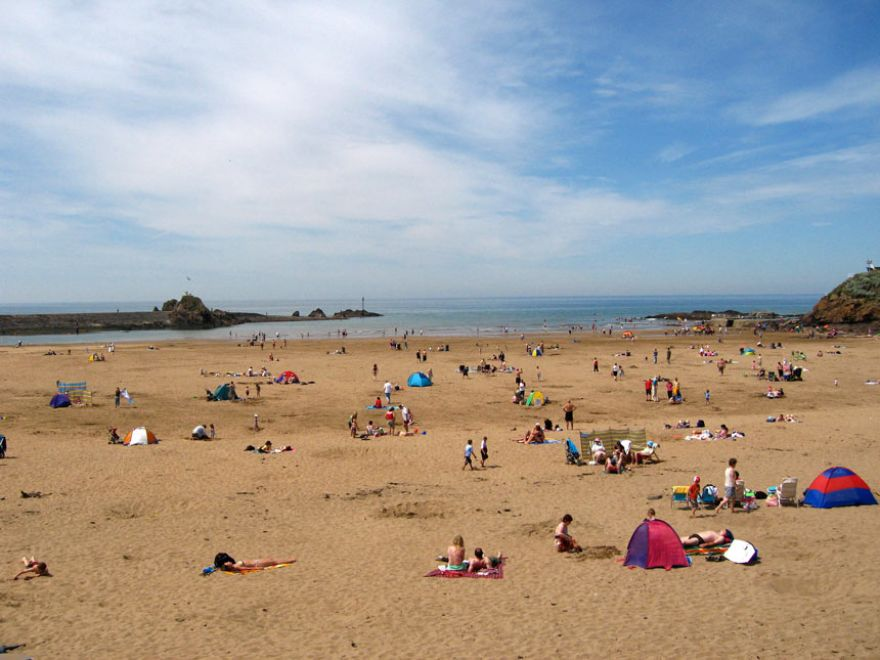 Summerleaze Beach - Bude