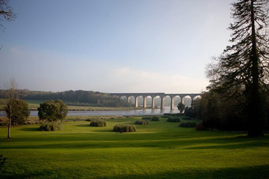 Brunel's Viaduct, Port Eliot