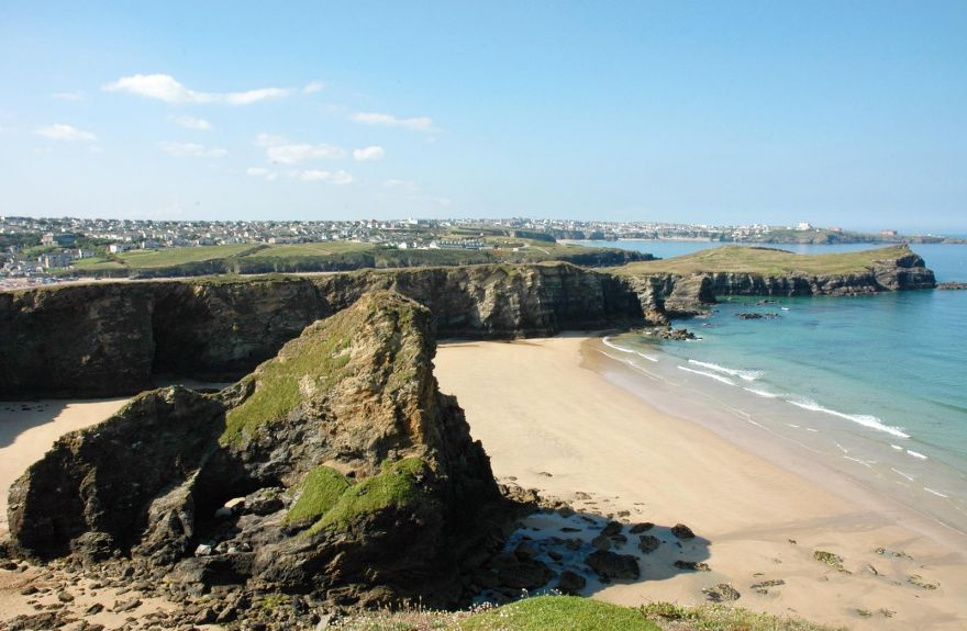 Whipsiderry Beach - Newquay