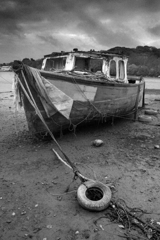 Unloved Boat