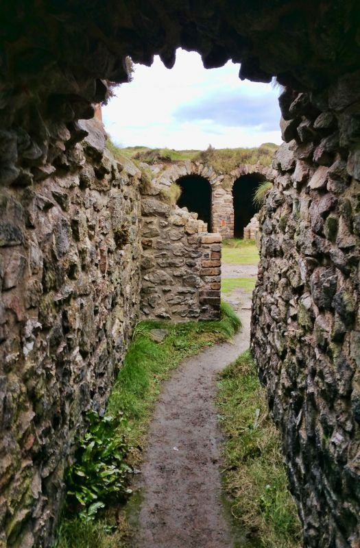 Arsenic Labyrinth - Botallack Mine