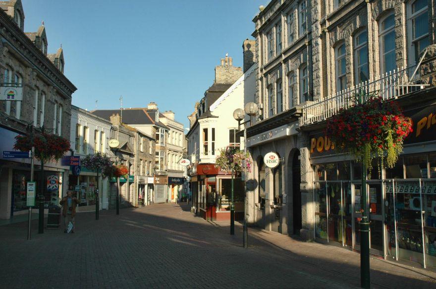 Bank Street - Newquay