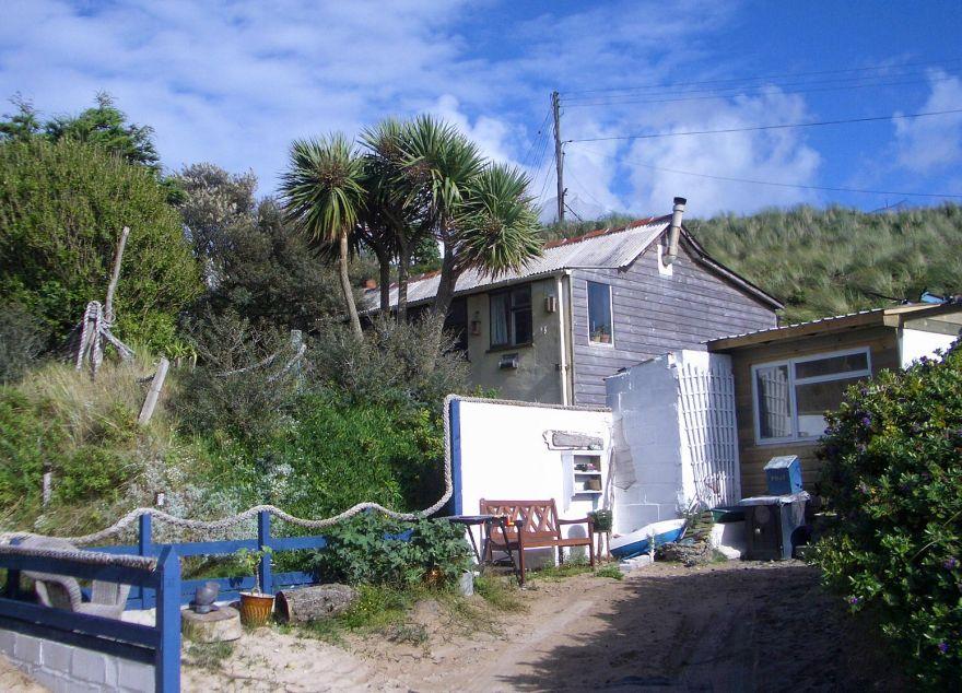 Hayle Towans Beach Shack