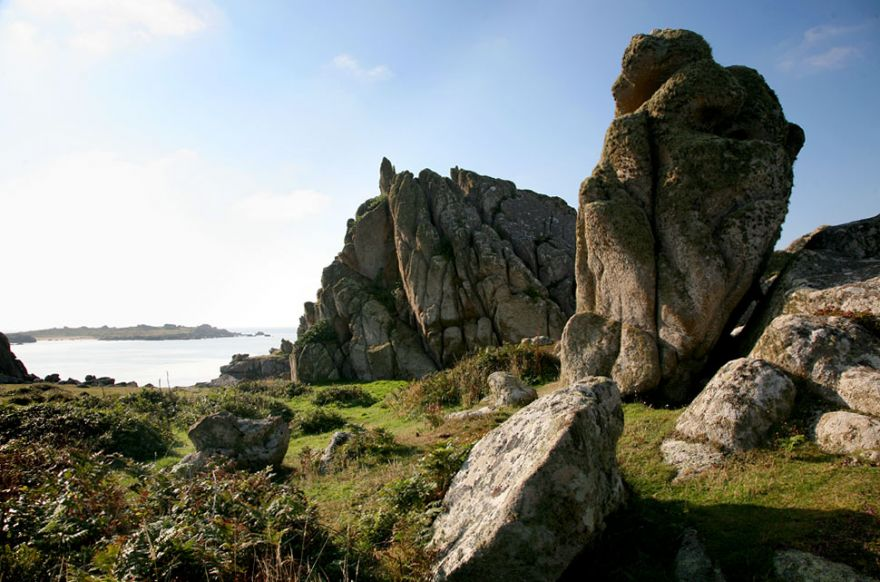 Beat Carn - St Agnes, Scilly