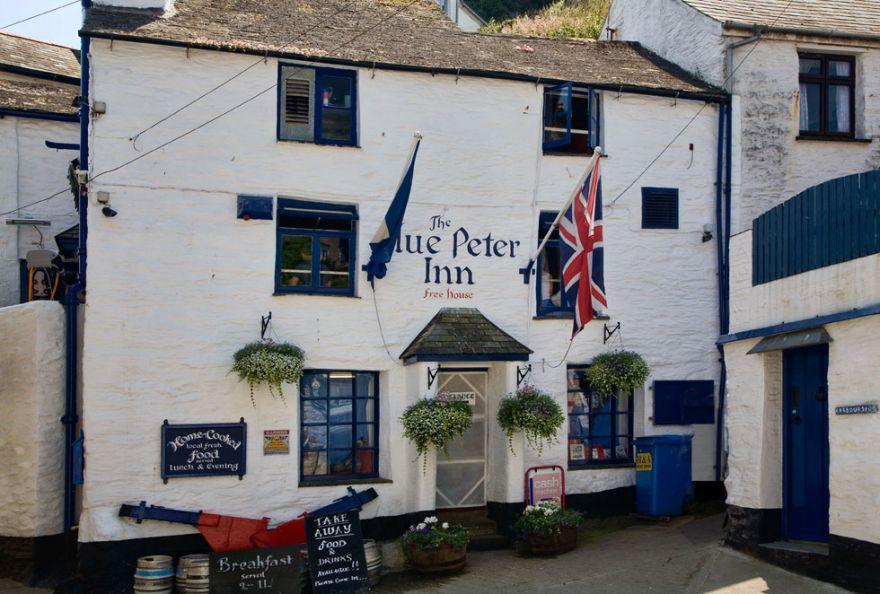 Blue Peter Inn - Polperro