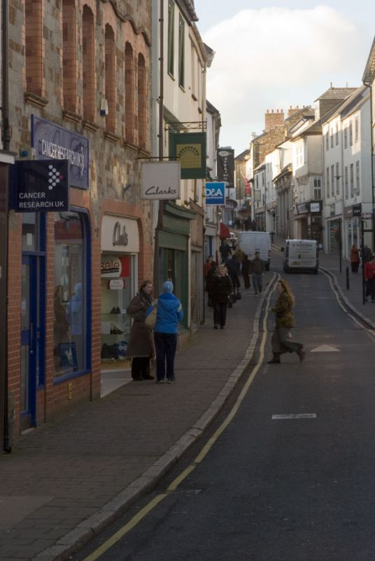 Bodmin High Street
