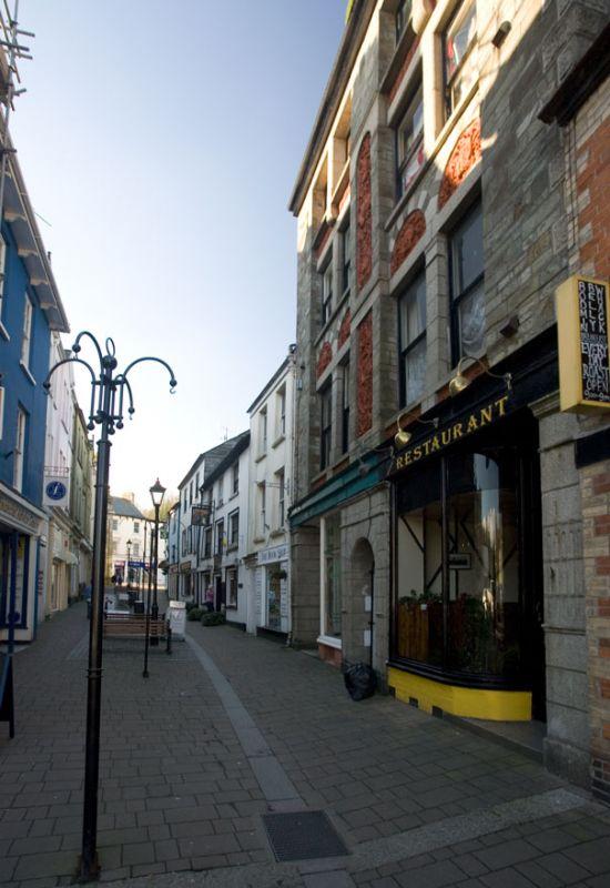 Honey Street - Bodmin