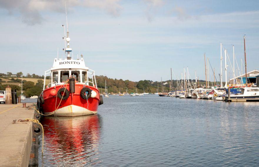 Bonito - Penryn Tug-Boat