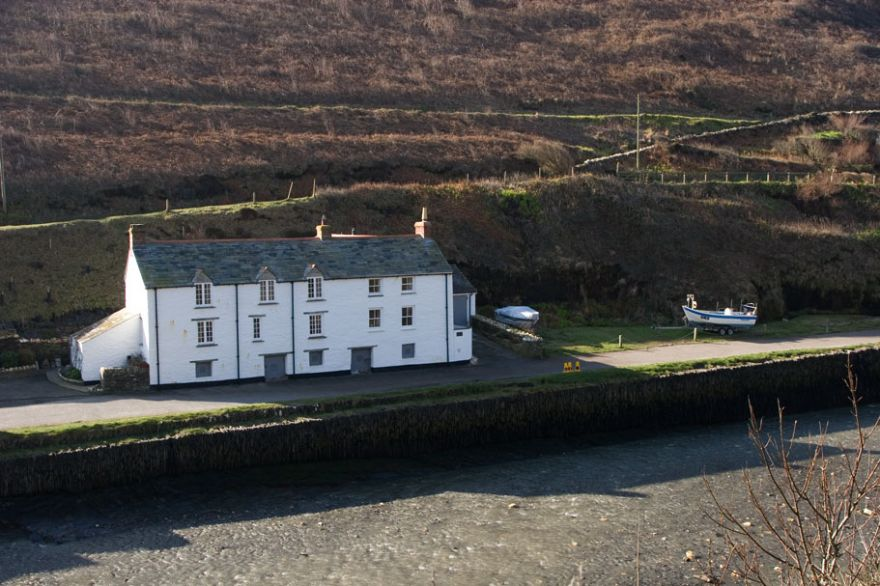 Harbourside Cottage - Boscastle
