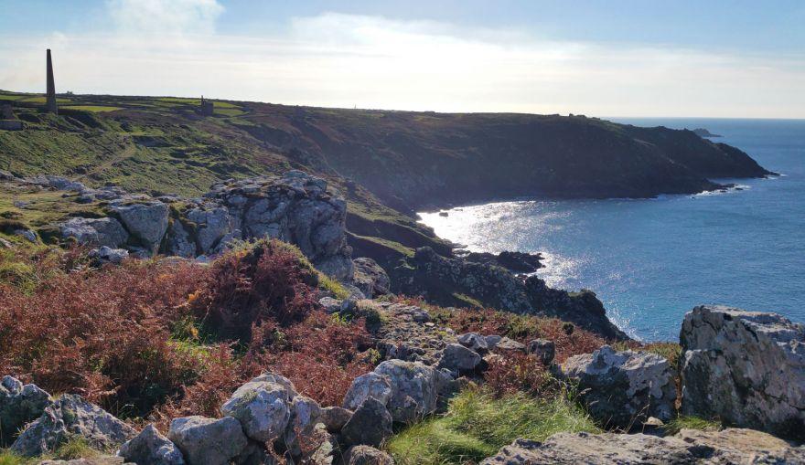 Cliffs of Botallack
