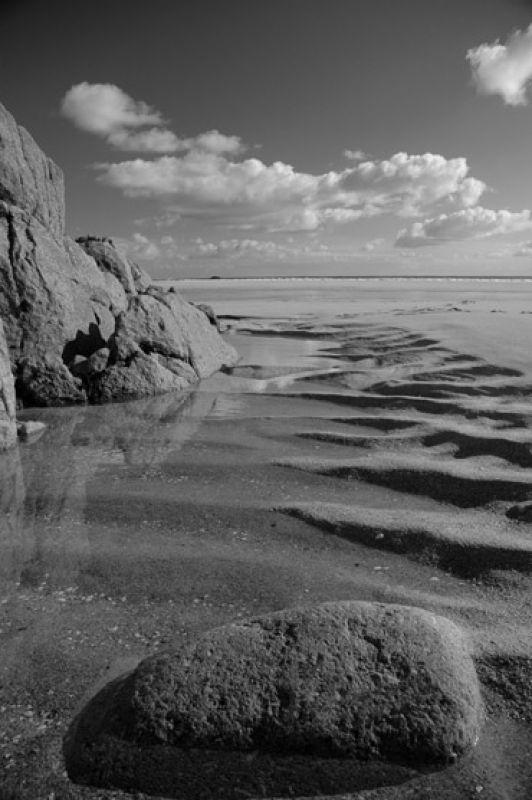 Sand pool  Green Bay