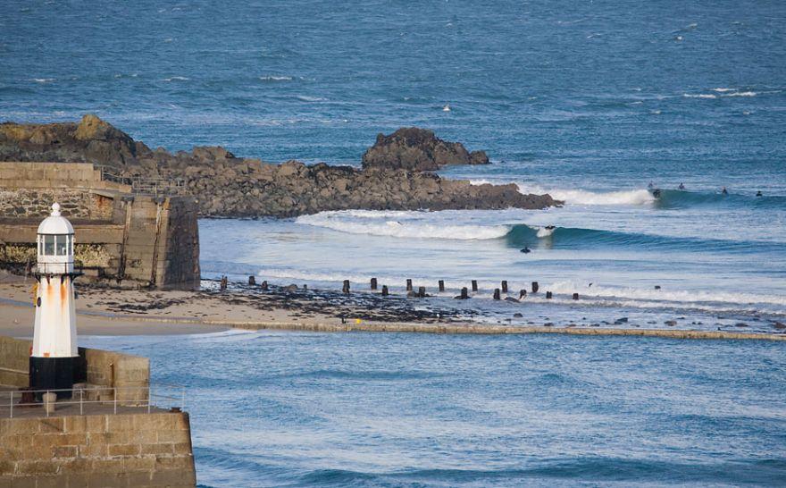 Bamaluz Beach Surf