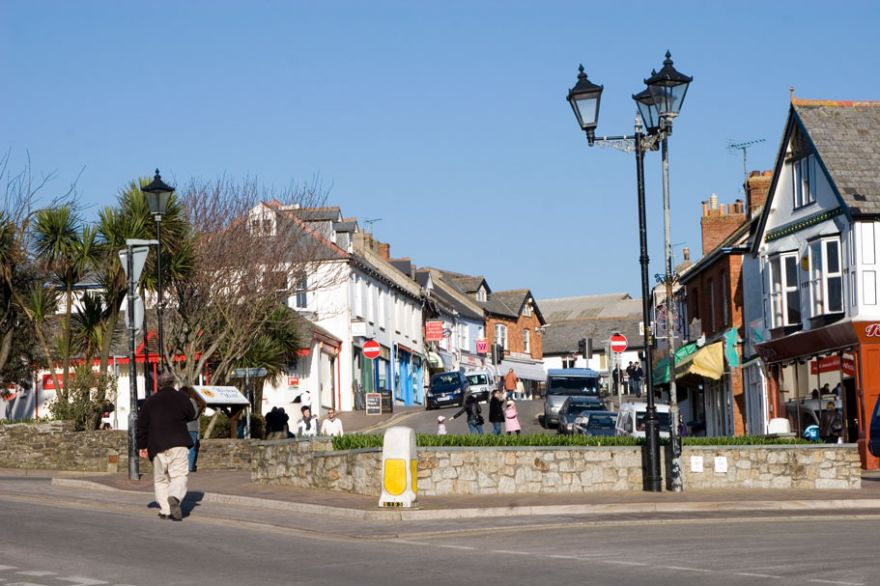 Bude Town Centre